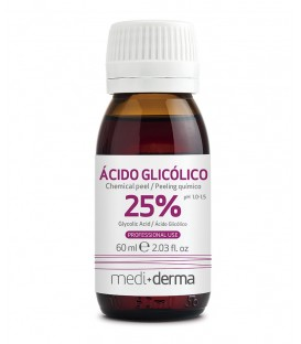 GLYCOLIC ACID 25% 60 ml - pH 1.2