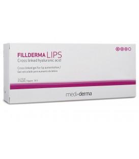 FILLDERMA LIPS 2x1ml