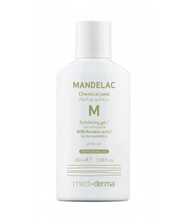 M andELAC SCRUB GEL 100ML